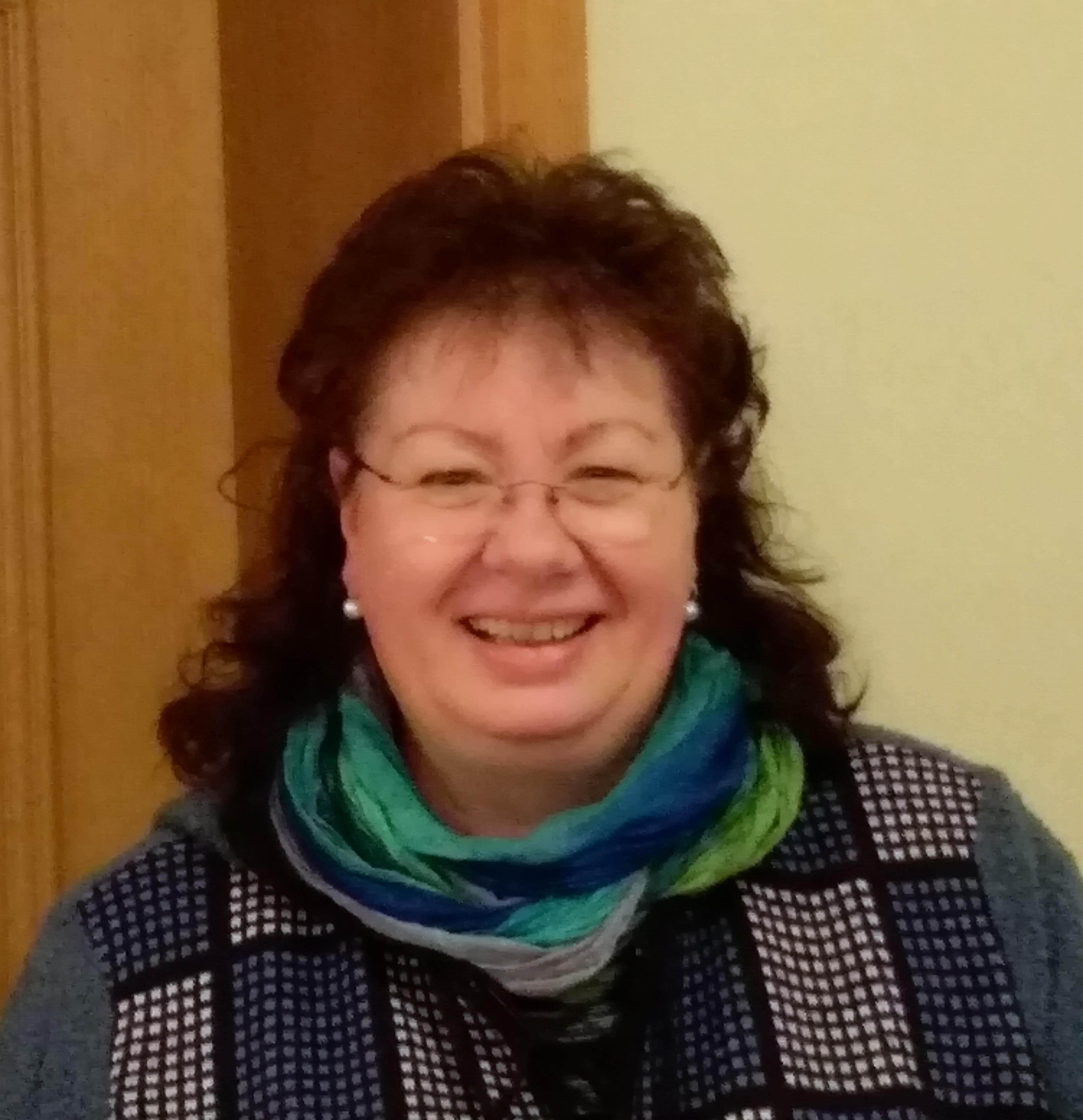 Gemeindepädagogin Gerlind Reschke